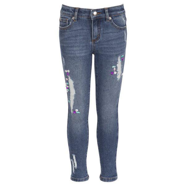 Skinny jeans Blue Queen