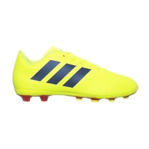 Adidas Nemeziz 18.4 FXG (Junior) Voetbalschoenen