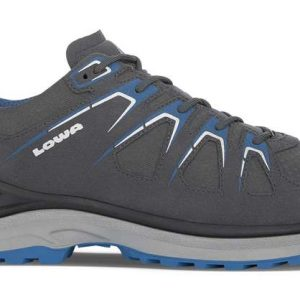 Lowa Innox Evo GTX Lo asphalt/blue